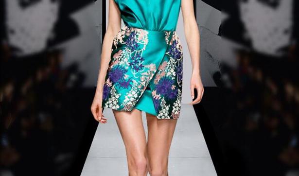 包裙包臀裙老是往上滑怎么办 什么面料的包臀裙