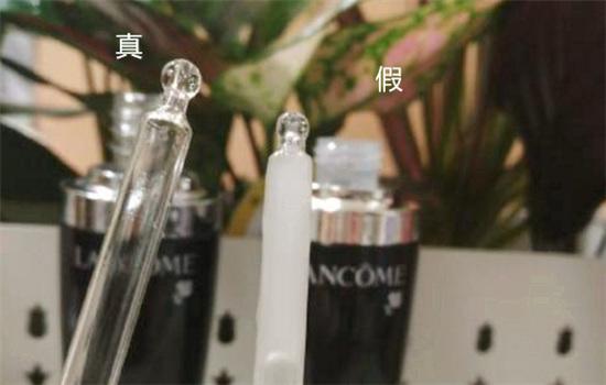 兰蔻小黑瓶怎么辨别真假 几个小细节教你正确辨别真假